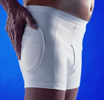Safehip Plus Male Hip Protectors PANTS ONLY for use with old Hard Pads - ON SALE WHILE STOCKS LAST