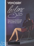 Venosan Legline 20 MATERNITY Waist High (Pantyhose) Medical Compression Stockings 20 mmHg Closed Toe