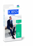 Jobst For Men Below knee Medical Compression Stockings 20-30 mmHg Closed Toe