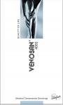 Venosan 4001 Thigh High PLAIN (Grip Top) Medical Compression Stockings 18-22 mmHg Open Toe