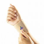 OPPO 2481 wrist wrap w/silicone