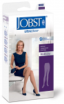 Jobst Ultrasheer for Women Waist High (Pantyhose) Medical Compression Stockings 30-40 mmHg Closed Toe