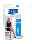 Jobst Ultrasheer for Women Thigh High Grip Top Medical Compression Stockings 15-20 mmHg Closed Toe
