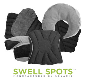 Swell Spots lymphedema and scar pads